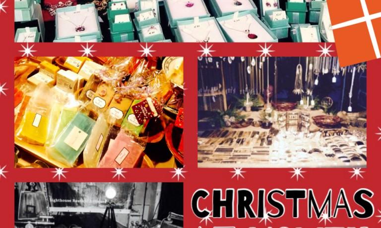 Christmas at Howth Market